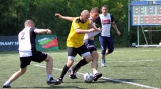 Grupa B: Young Boys - Grospol.pl (V Mistrzostwa Polski)